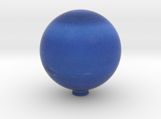 Neptune 1:1 billion in Full Color Sandstone