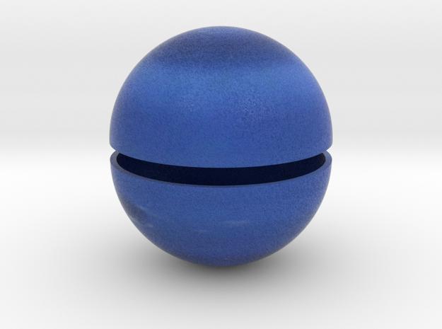 Neptune (Bifurcated) 1:0.7 billion in Full Color Sandstone