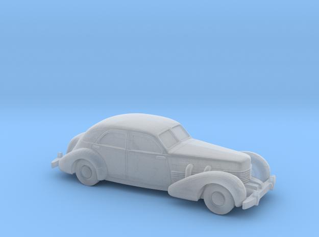 1/220 1935 Cord 812 Sedan in Smooth Fine Detail Plastic