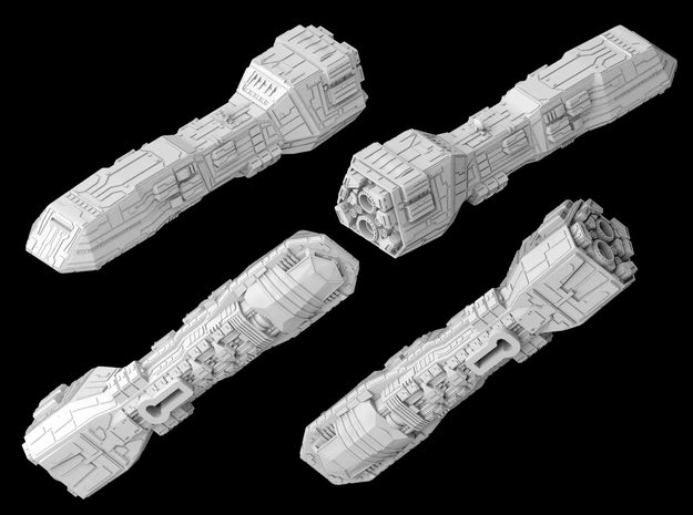 (Armada) Dreadnought v3 Imperial Support Vessel