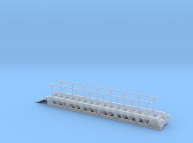 Gangway  S model  steps in Smooth Fine Detail Plastic