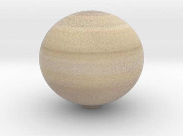 Saturn 1:1.5 billion in Full Color Sandstone