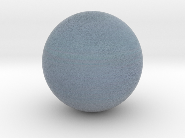 Uranus 1:1.5 billion in Full Color Sandstone