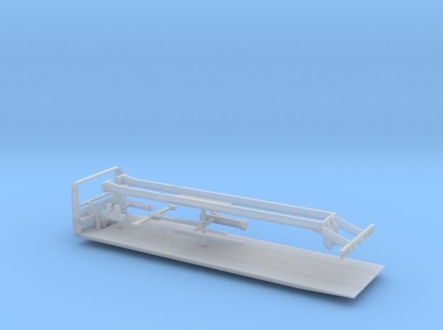 1/87th Tilt bed roll back wrecker body