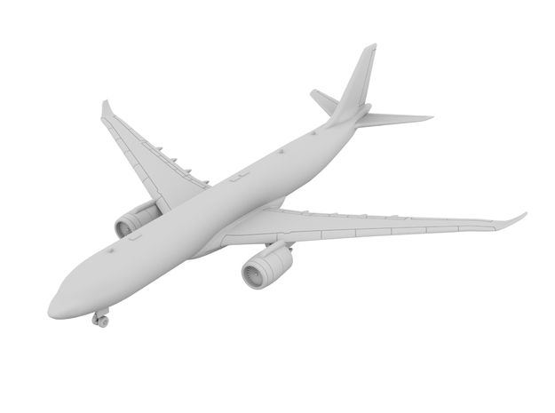 1:500 - A330-900 + Neo Engines [Assembled]