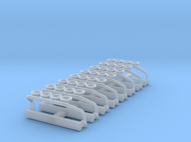 1/87 LB/Bstr2.3/4r in Smoothest Fine Detail Plastic