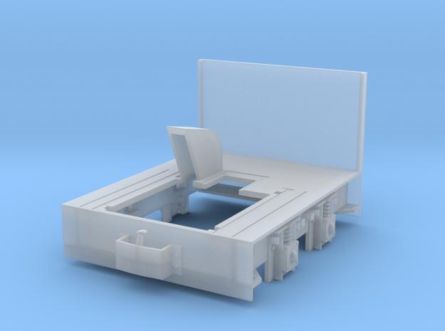 Diema_DL6_Druck_30mm in Smooth Fine Detail Plastic