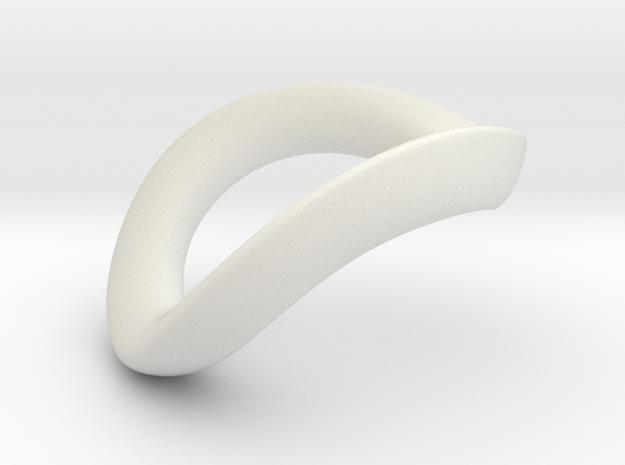JNada CRing 47.5MM - 1.87INCH in White Premium Versatile Plastic