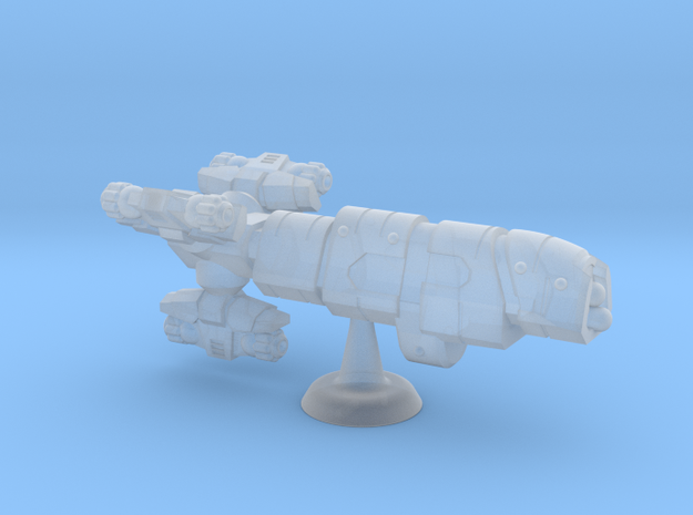 Aiakos Class Cruiser in Smoothest Fine Detail Plastic