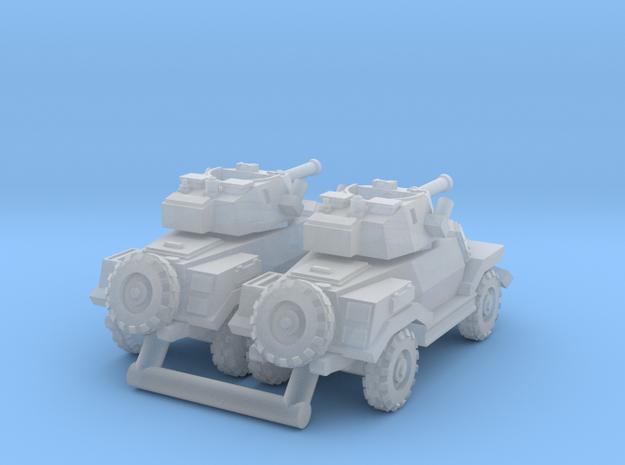 Marmon-Herrington Mk. IV in Smooth Fine Detail Plastic: 1:350