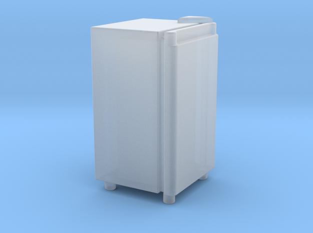 1/64 Mini fridge in Smooth Fine Detail Plastic