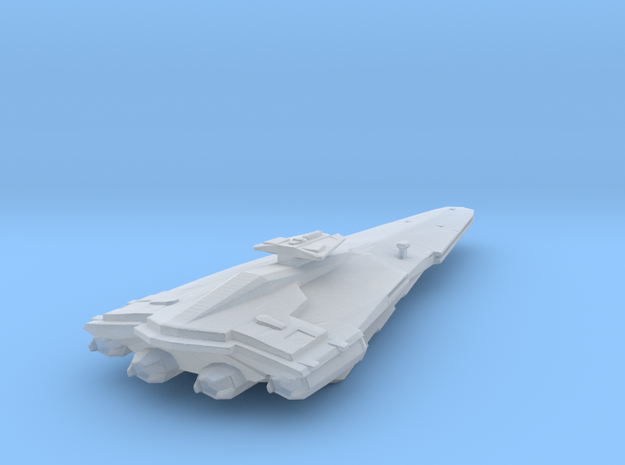 Endurance Fleet Carrier Mmch Scale