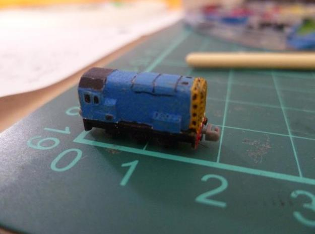 BR 08Class Diesel T-Gauge 3pack - Uses Eishindo Wh 3d printed