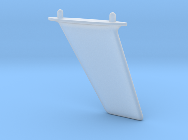 1:7.6 Ecureuil AS350 / Antenna 03 in Smooth Fine Detail Plastic