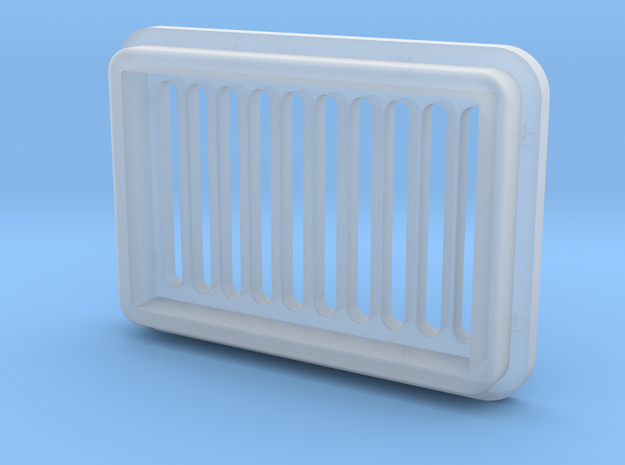 1:7.6 Ecureuil AS350 / Ventilation Grills in Smooth Fine Detail Plastic