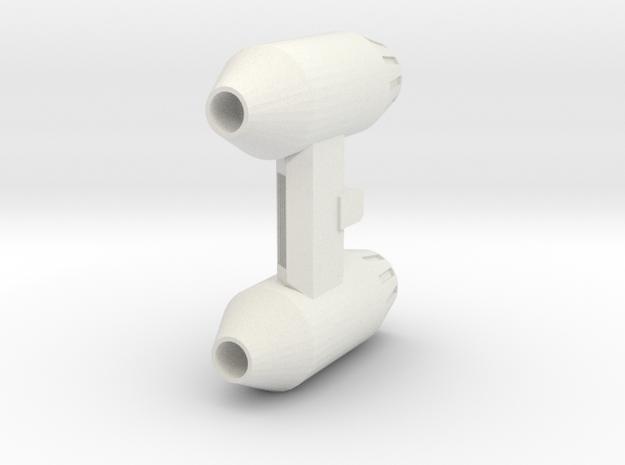 Devcon in White Natural Versatile Plastic