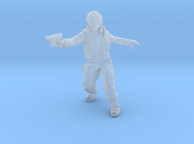 Rebel Captain in Smoothest Fine Detail Plastic