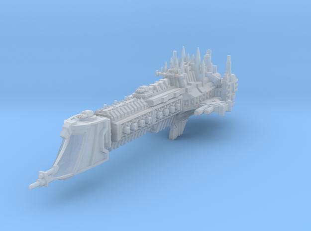 Long Serpent Battlecruiser in Smooth Fine Detail Plastic
