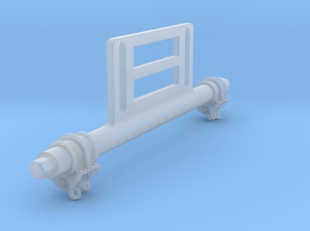 1:7.6 Ecureuil AS 350 / Landingframe Part 06 in Smooth Fine Detail Plastic