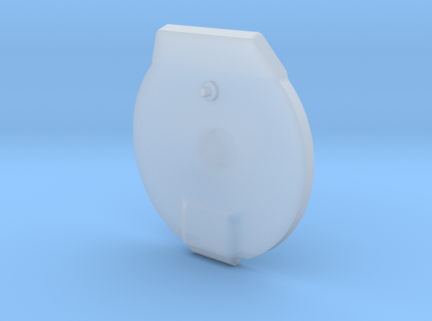 1:7.6 Ecureuil AS 350 / Cover in Smooth Fine Detail Plastic