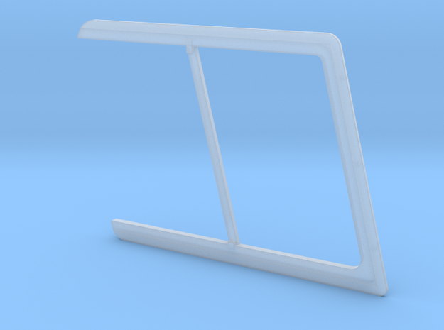 1:7.6 Ecureuil AS 350 / Window Frame 01 in Smooth Fine Detail Plastic