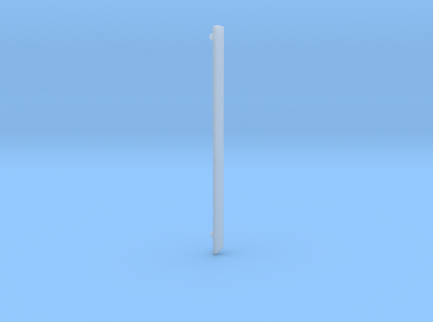 1:7.6 Ecureuil AS 350 / rudder angle in Smooth Fine Detail Plastic