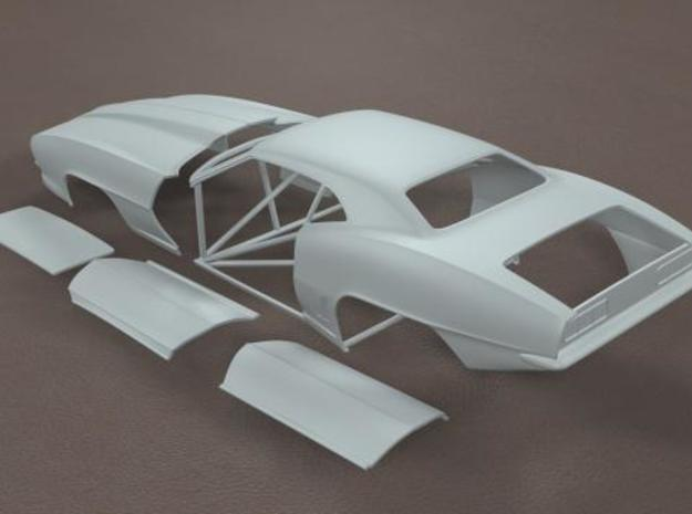 1/12 Scale Pro Modified 1969 Camaro 3d printed