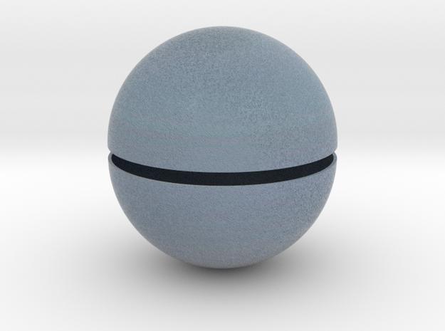 Uranus (Bifurcated) 1:250 million in Full Color Sandstone