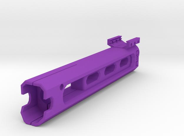 Psycho Laser Sight Attachment in Purple Processed Versatile Plastic