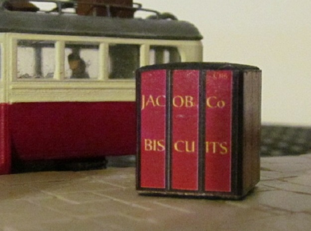 3 mm Scale Jacob's Containers