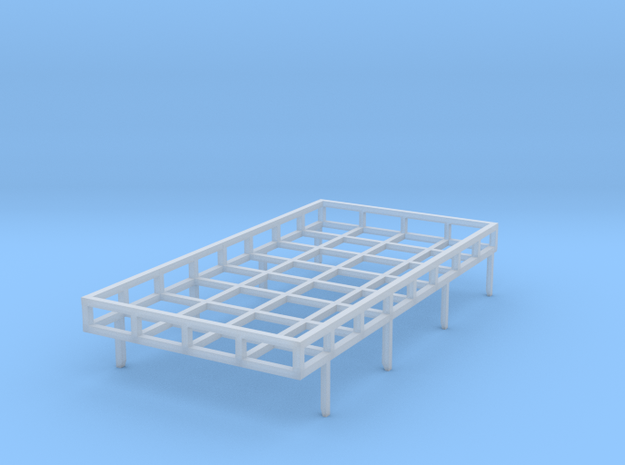 Off-Roader Roof Rack- 1:50th in Smoothest Fine Detail Plastic