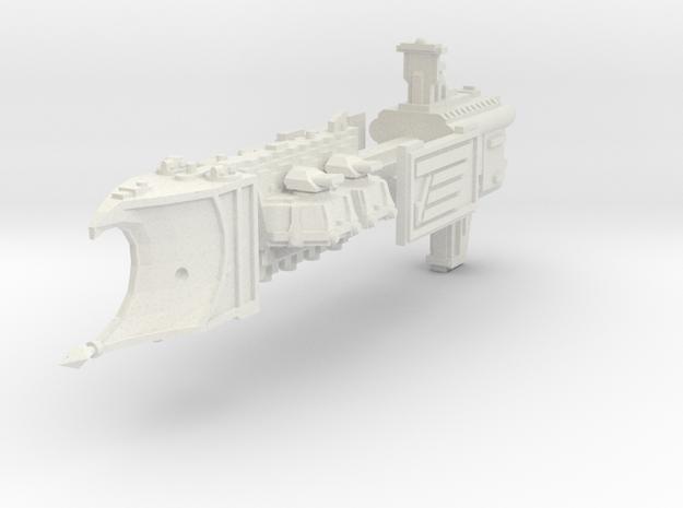 Crucero Ligero clase Endurance in White Natural Versatile Plastic