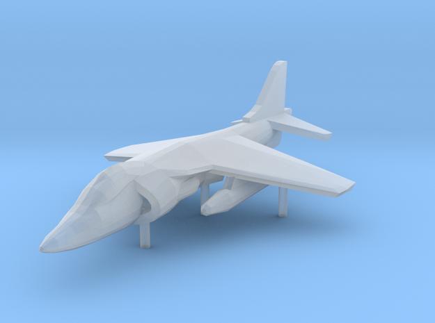 Harrier AV-8B in Smooth Fine Detail Plastic
