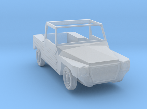 1/48 Citroen NAMCO Pony in Smooth Fine Detail Plastic