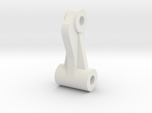 Drukstuk Cat 316 norscot in White Natural Versatile Plastic