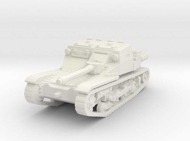 cv 33 (20mm gun) scale 1/87 in White Natural Versatile Plastic