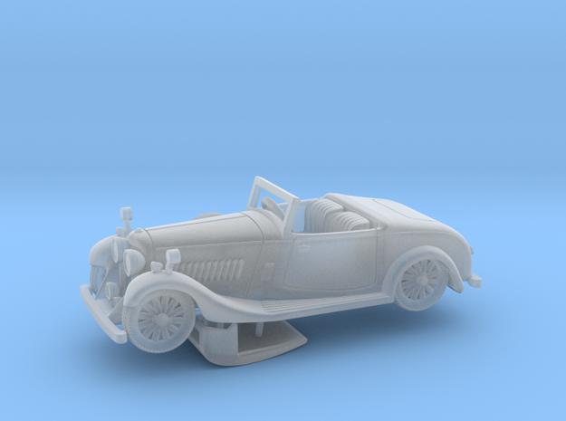 Bentley 1930 4,5L 1:120 in Smooth Fine Detail Plastic