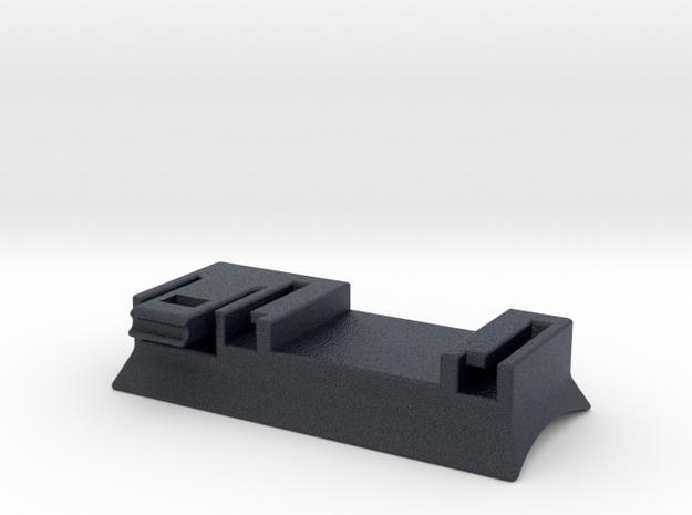 Di2 Junction 'A' Tape-On Clip in Black Professional Plastic