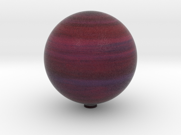 T-Dwarf 1:1.5 billion in Natural Full Color Sandstone