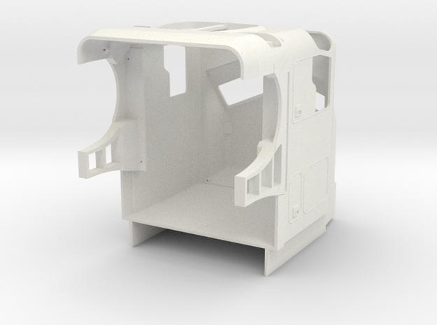 kenworth k200 aerodyne 1/14 in White Natural Versatile Plastic: 1:14