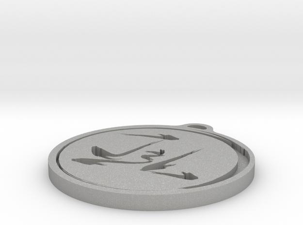 Jest3r Lab Pendant in Aluminum