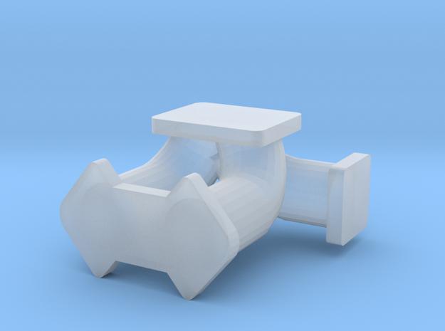 1/24 rotary turbo manifold