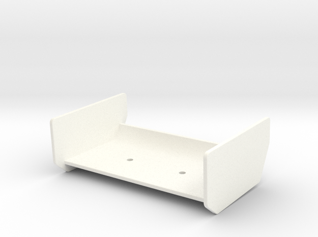 NRC Y24 Wing- Various colours available in White Processed Versatile Plastic