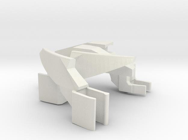 40 Legs Extenders for DJI Mavic air in White Natural Versatile Plastic