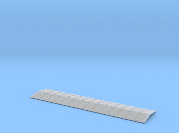 SAL B-3 Roof (S) in Smooth Fine Detail Plastic