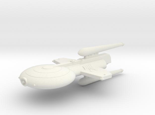 3125 Scale Gorn Stegosaurus Heavy Destroyer SRZ in White Natural Versatile Plastic
