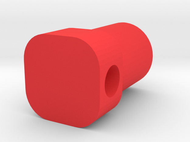 Calypso Lift Body (Experimental) in Red Processed Versatile Plastic