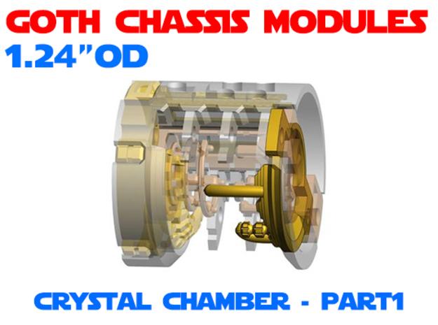 GCM124-CC-01-3 - Crystal Chamber Part3 - Brass2