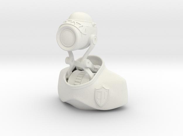 Robot Binary Detective 01