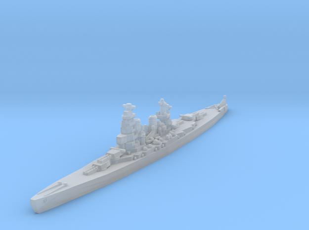 Amagi battlecruiser (1930s refit) 1/4800 in Smooth Fine Detail Plastic